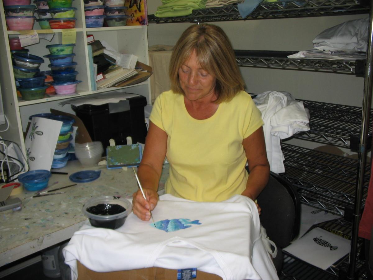 Donna Haddon, Donna Designs