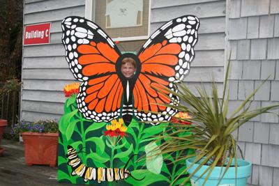 OBX Community Butterfly Garden