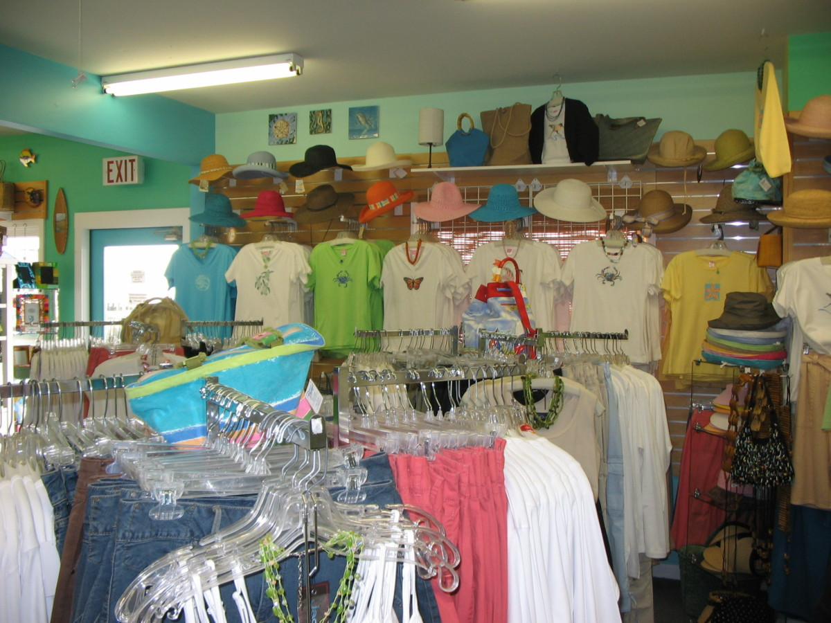 Outer Banks Clothing, Jewelry, and Gifts
