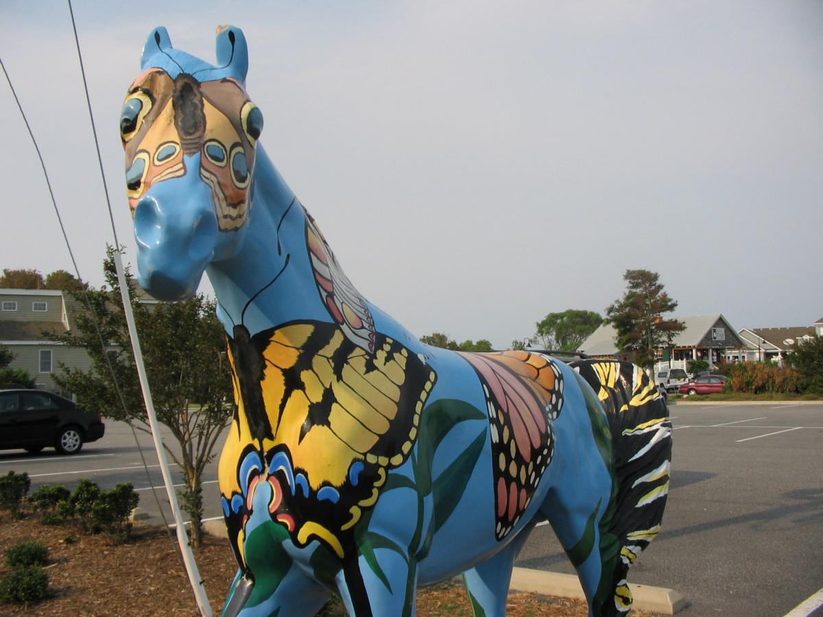 Winged Horse Extravaganza